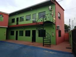 Apartamento 1 quarto +sala cozinha americana px manauara