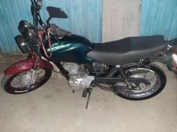 Honda CG 125 ano 2002