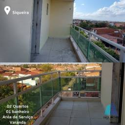 Alugo: Excelente Apartamento No Bairro Siqueira Próximo a Avenida Oscar Araripe