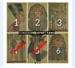 Promoção Papiro egípcio original importado
