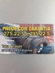 295.22.5. PNEUS COM GARANTIA .