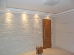 trabalho com pintura residencial