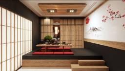 Super Apartamento Monte Fuji de 3 quartos