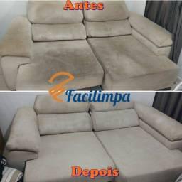 Aluguel da extratora para limpeza de sofá, colchão e outros estofados.