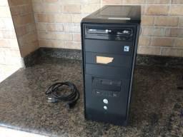 PC Desktop (Intel) com leitor de DVD