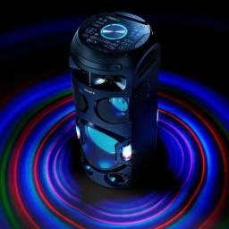 Torre de som Sony MHC V72D