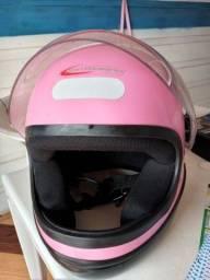 Vendo esse capacete no valor de 75 reais