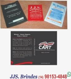 Carteira Porta Documentos para Despachantes, Lojas de Veículos  e Escritórios em Geral