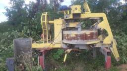Misturador industrial de concreto