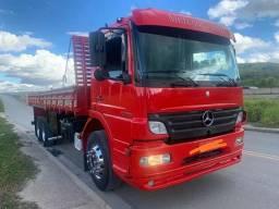Mercedes-benz Mb Atego 2425 2006 Truck + Carroceria<br><br>