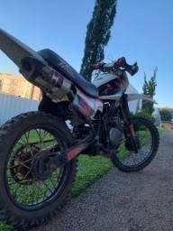 Moto de trilha honda 250cc