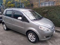 Fiat Idea Attractive 1.4 top de Linha 14/15 Cinza