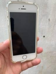 iPhone SE dourado 32G