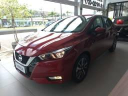 Título do anúncio: Nissan Versa Advance CVT