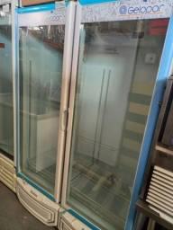 Geladeira gelopar 2 portas *