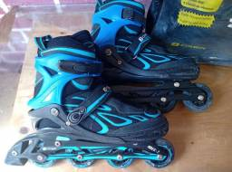 Patins OXER Adulto semi-novo