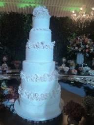 Título do anúncio: Bolo fake casamento