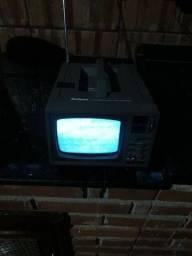 tv 5 polegada reliquia deluxe R$50