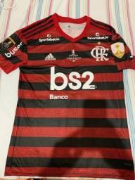 Camisa Flamengo 2.019 libertadores Original