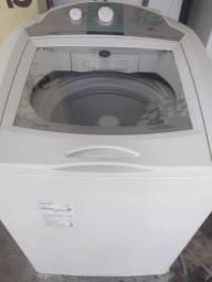 Vendo uma lavadora gê 13 kilos entrego passo cartão *_ *
