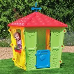 Casinha de brinquedo infantil portátil catavento belfix