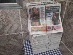 Vendo jornais novos folhas grandes