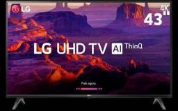 TV LG 43 4K, Smartv