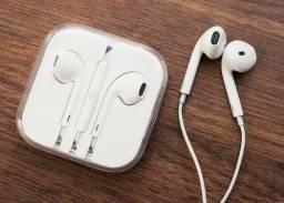 Fone de Ouvido Apple / Android com entrada P2 som Alta Qualidade