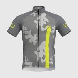 Camisa ciclismo masculina M - NOVA