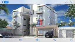 Apartamento com 2 dormitórios à venda, 54 m² por R$ 250.000 - San Pietro Residencial - Jar