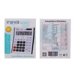 COD:0096 Calculadora Eletrônica Inova Calc-7090