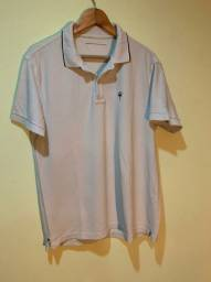 Camisa Pólo Osklen Trident