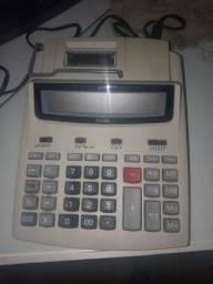 Calculadora de mesa que emite notinha