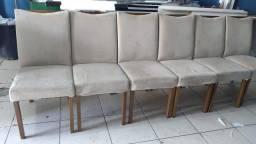 Jogo com 6 cadeiras ?
