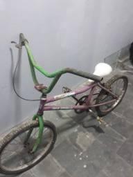 bicicleta mbx caloi cros