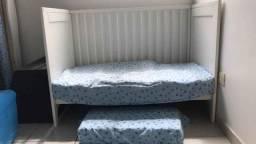 Mini cama/berço de apoio