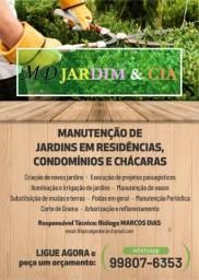 Jardinagem (Manutenção)