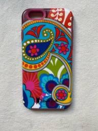 Título do anúncio: Case (capinha) Colorida iPhone 6s
