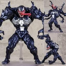 Boneco venom da série homem aranha