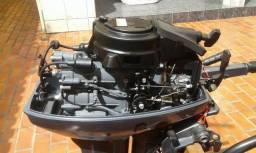 Motor de popa yamaha 15HP - ano 2015 - 2015