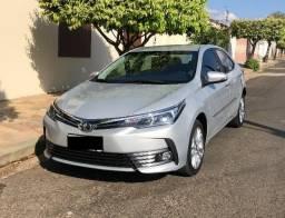 Toyota Corolla XEI 2018 - Único Dono 6.900km - 2018