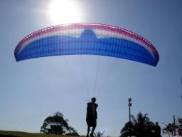 Asa de parapente de voo livre