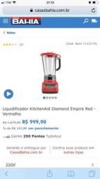 Liquidificador kitchenaid 220v