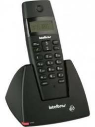 Telefone Intelbras sem fio digital