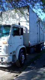 Troco truck por conjunto carreta - 1987