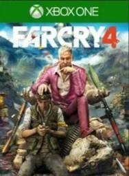 Farcry 4 troco Xbox one