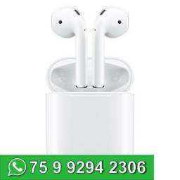 En.t.re.g. Gr.a.t.i.s Dividimos em ate 12x Fone De Ouvido iPhone Airpods Bluetooth