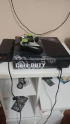 Xbox 360 250GB e kinect com película
