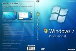 Dvd windows 7 32 e 64 bits