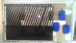 2 Vidro temperado R$ 550,00